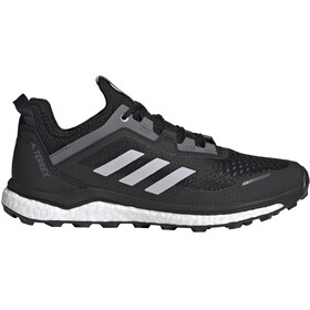adidas TERREX Agravic Flow Zapatillas Corte Bajo Mujer, core black/grey two/grey four
